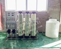 T/H双级反渗透超纯净水设备